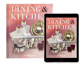 Dining Room and Kitchens  Inspiration Design Books