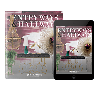Entryways and Hallways Inspiration Design Books