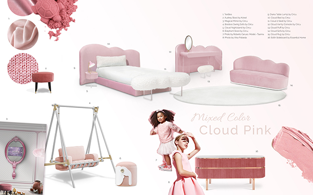 Cloud Pink Kids