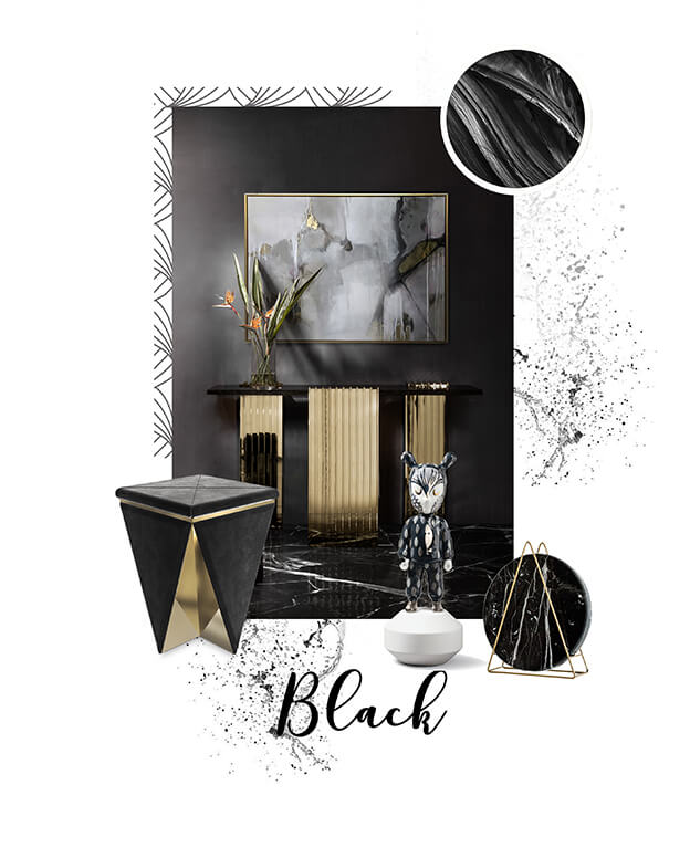 Luxury Black