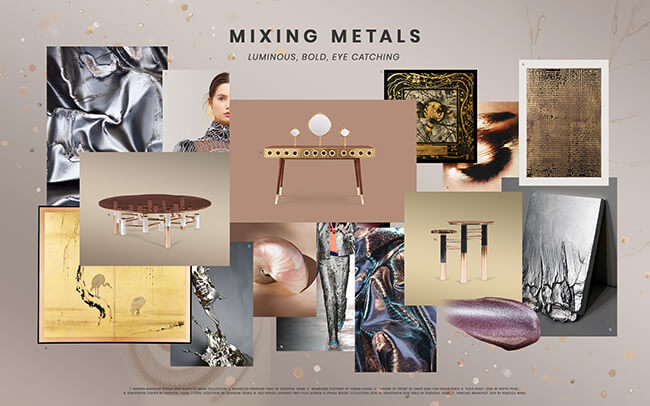 Mix Metals Mid Century