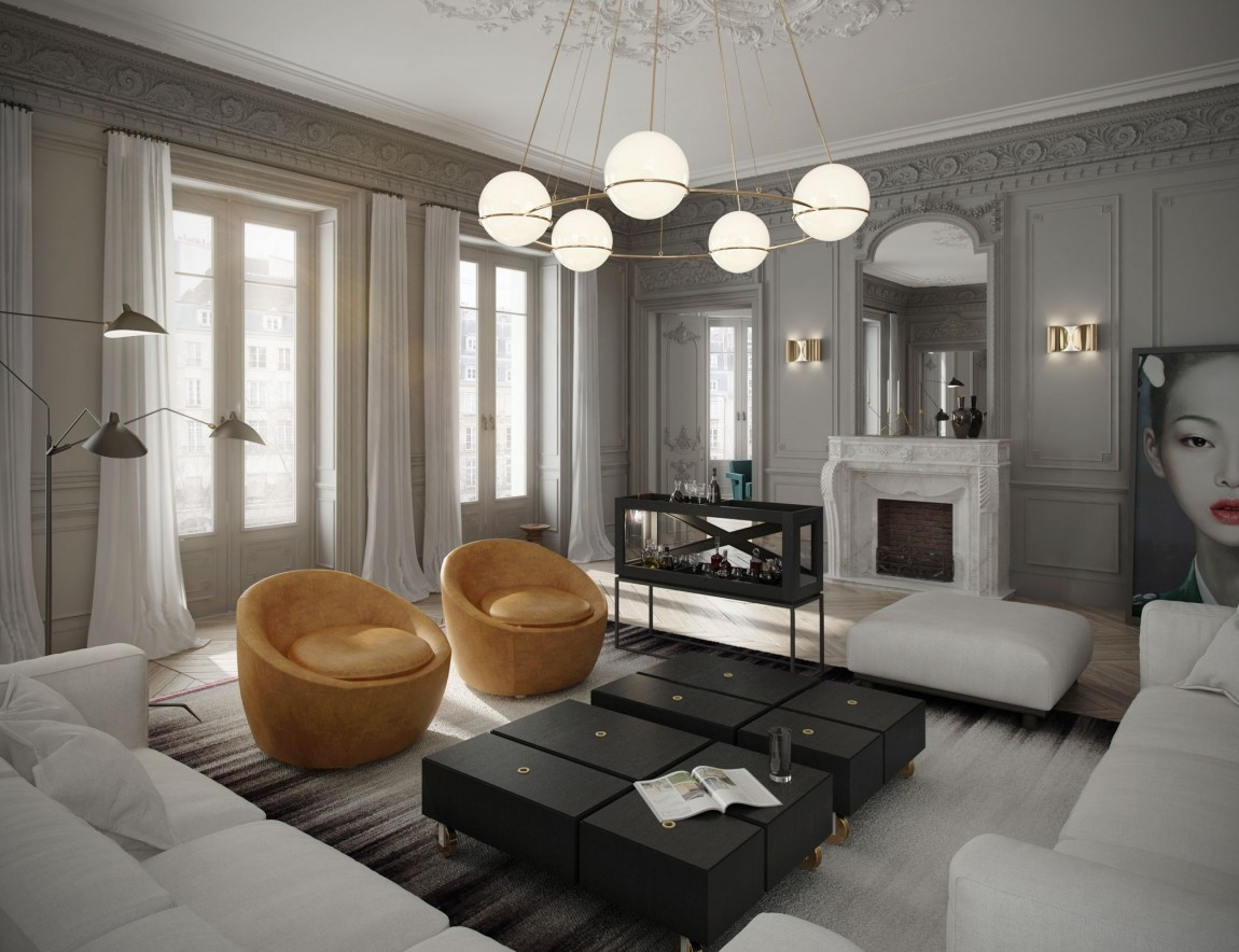 What is Modern Classic Style in Interior Design - Inspiration Design ...