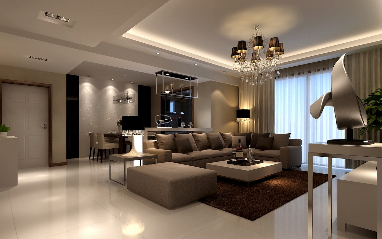What Defines Modern Classic Style. The Classic Interior House Design ...