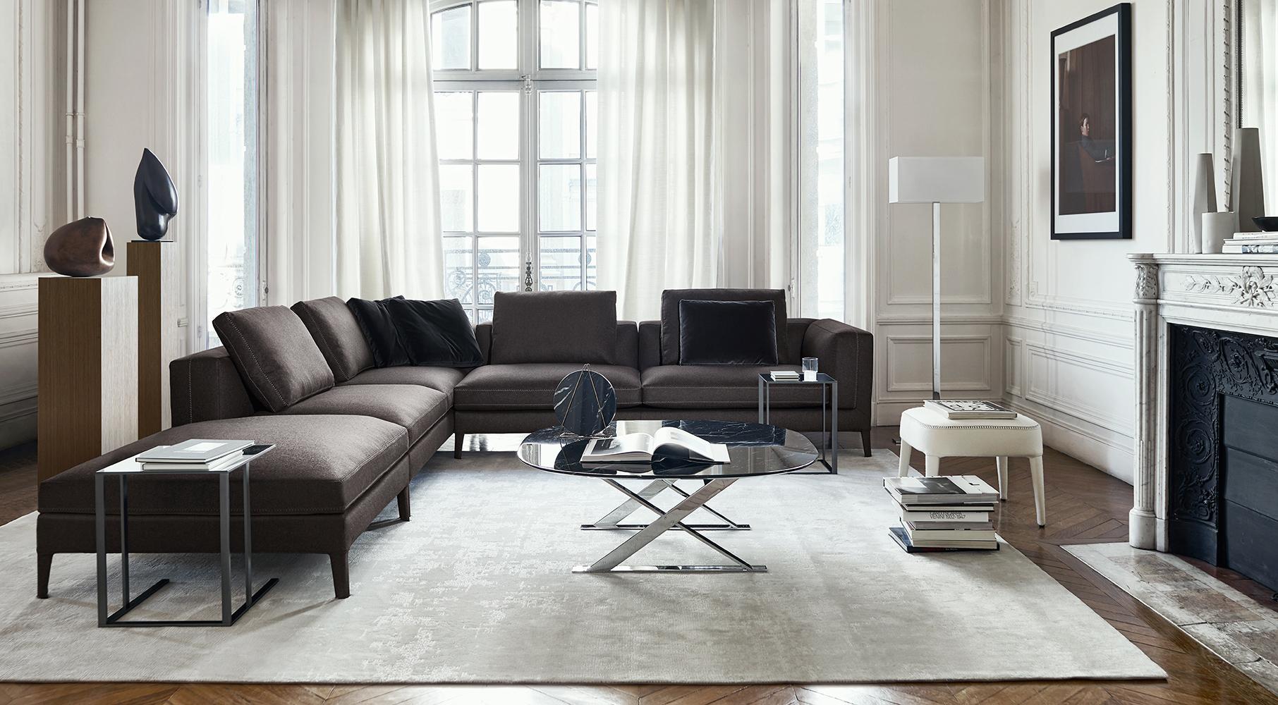 how to get a modern classic living room inspiration design books blog