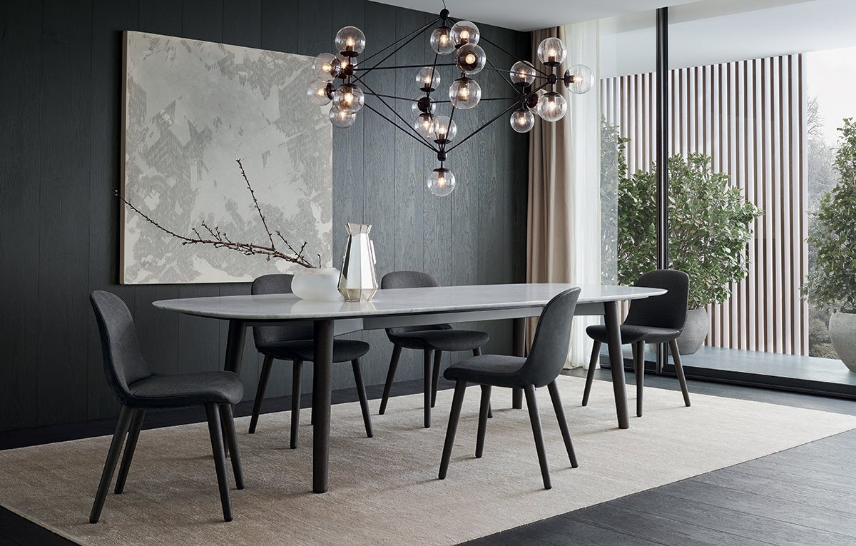 How to Get a Modern Classic Dining Room