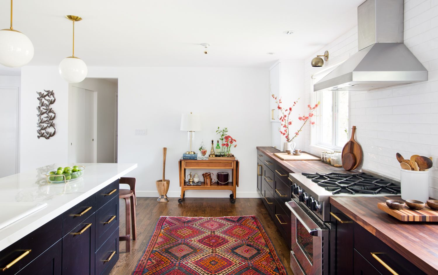 How To Get A Mid Century Kitchen