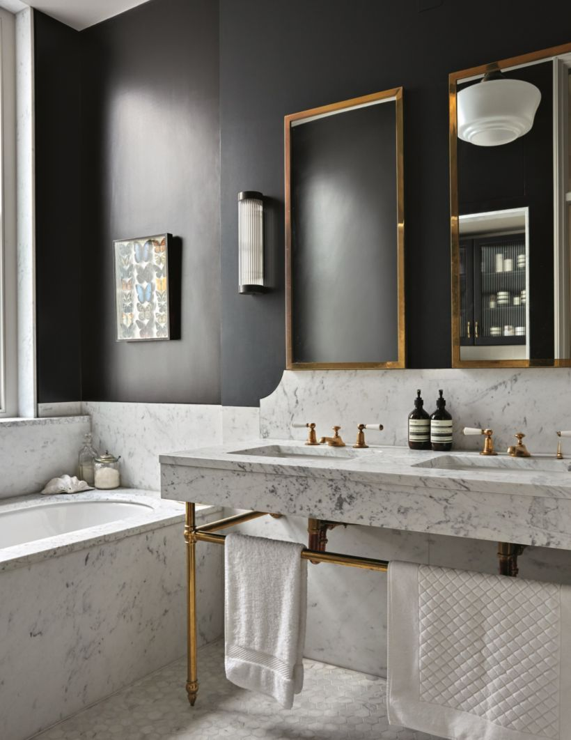 How Can You Have A Modern Classic Bathroom?
