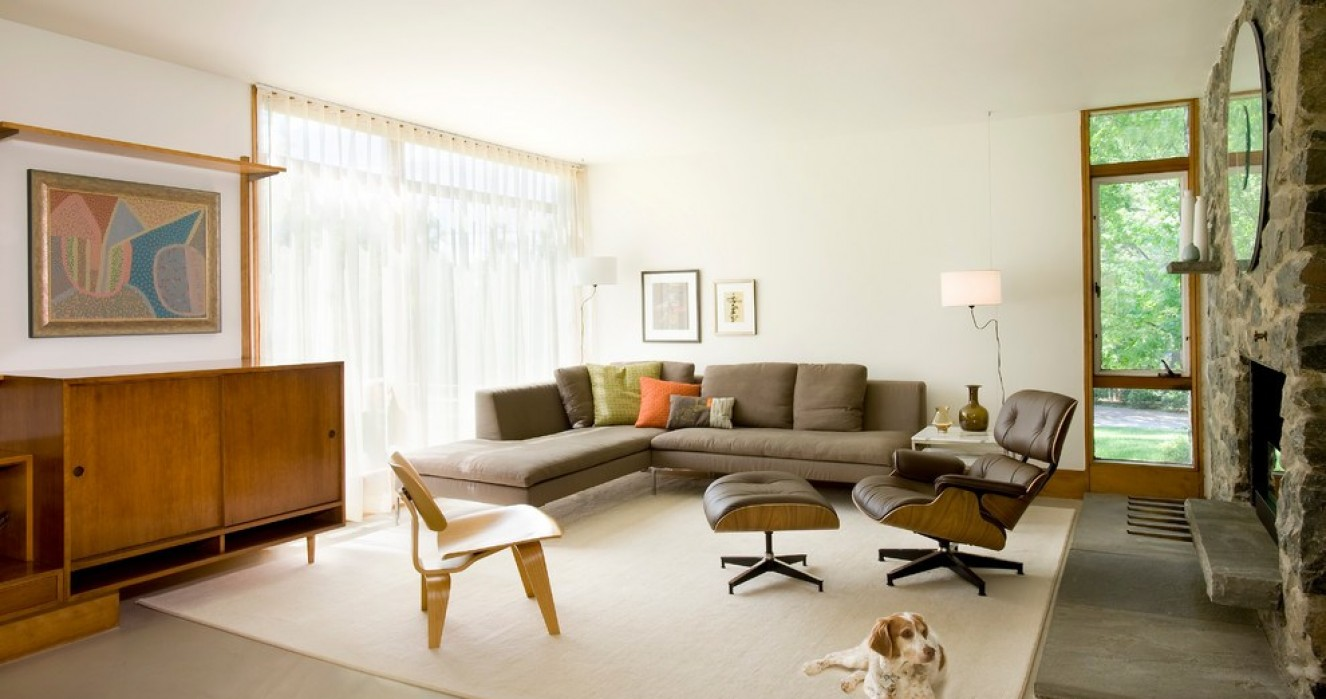 Eames Lounge Chair Living Room 10 mid century key decor elements you must know