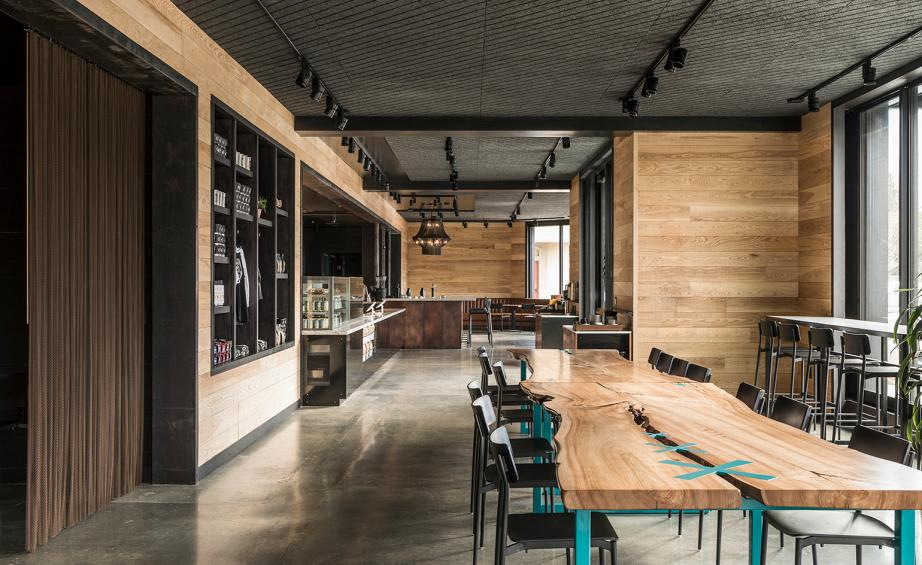 Good At The Heart Of Californiau0027s Silicon Valley, Coffeebar Is A New Outlet  Sorting The Menlo Park Community With Their Caffeine Fix. Whilst Designing  The Space, ...