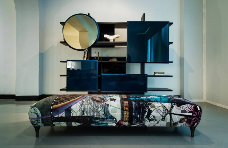 The Globe Trotter Collection By Marcel Wanders For Roche Bobois