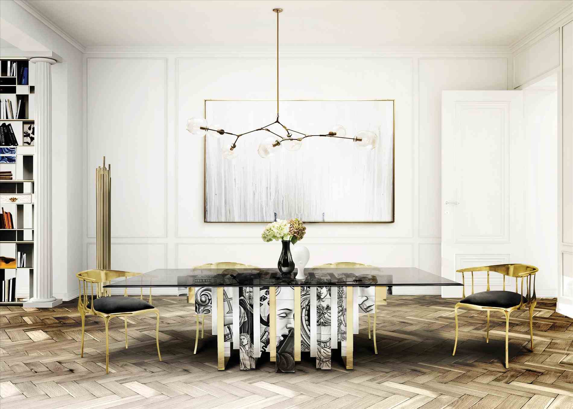 Top 10 Luxury Dining Tables From Exclusive Brands
