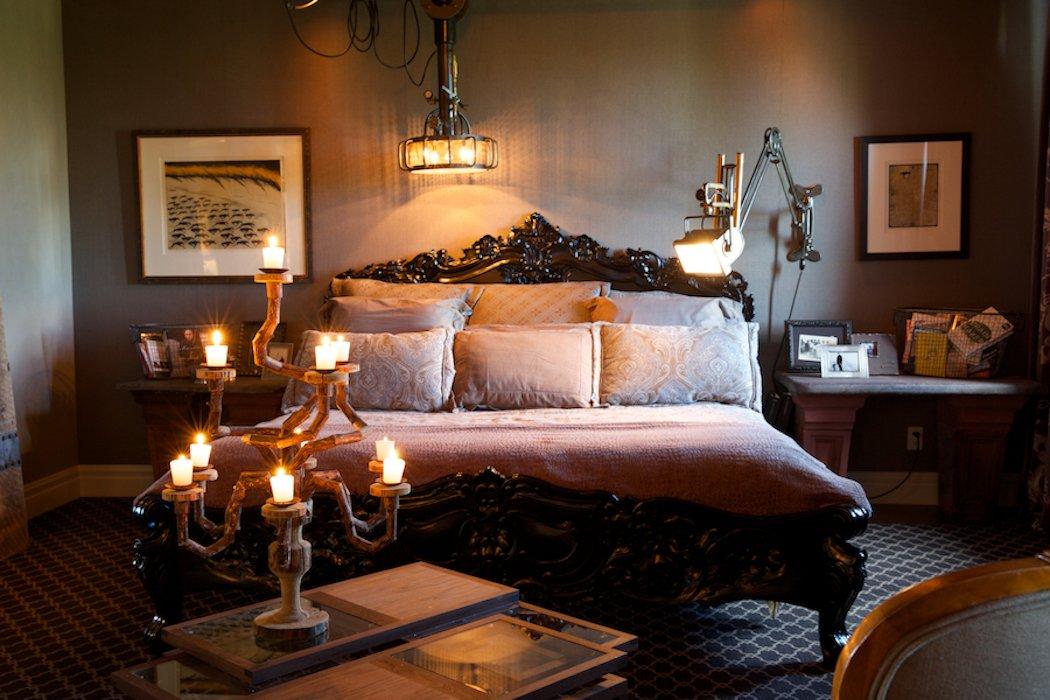 Top 10 Extravagant Bedrooms