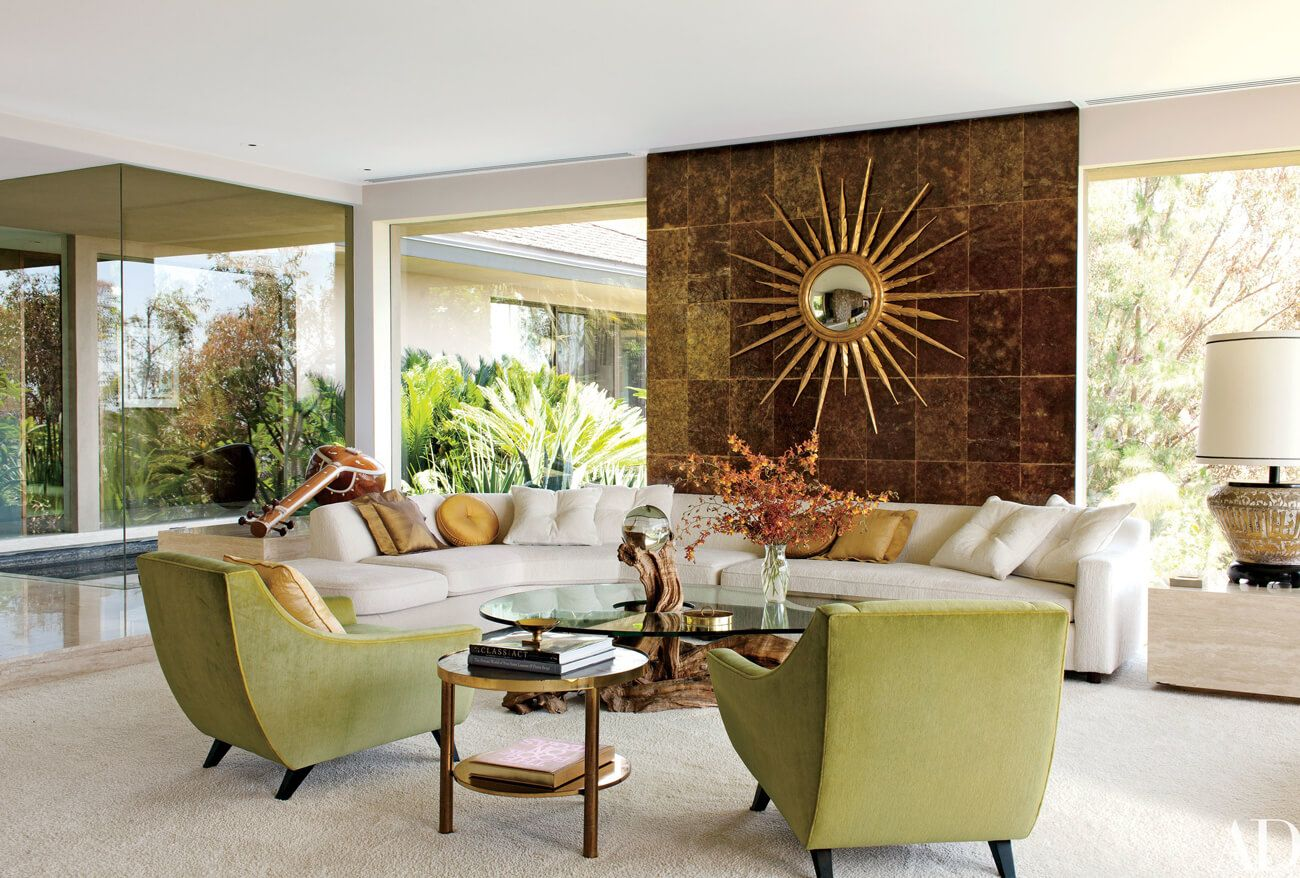 You Can Incorporate The Mid Century Modern Style Into Your Living Room Without Splurging