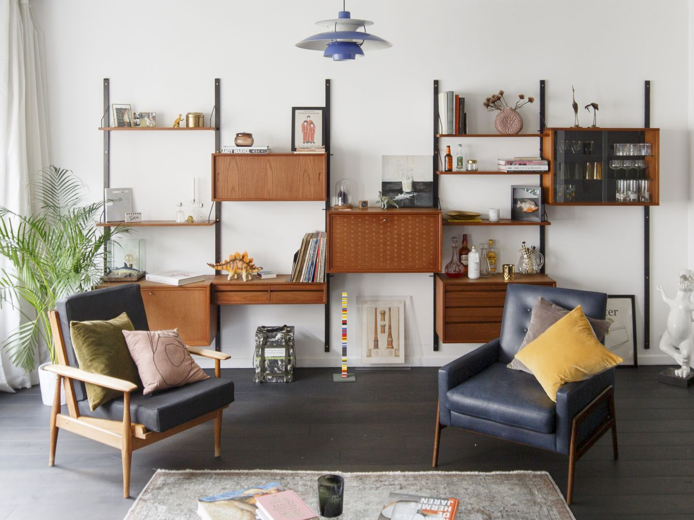 How to get a Mid Century Living Room