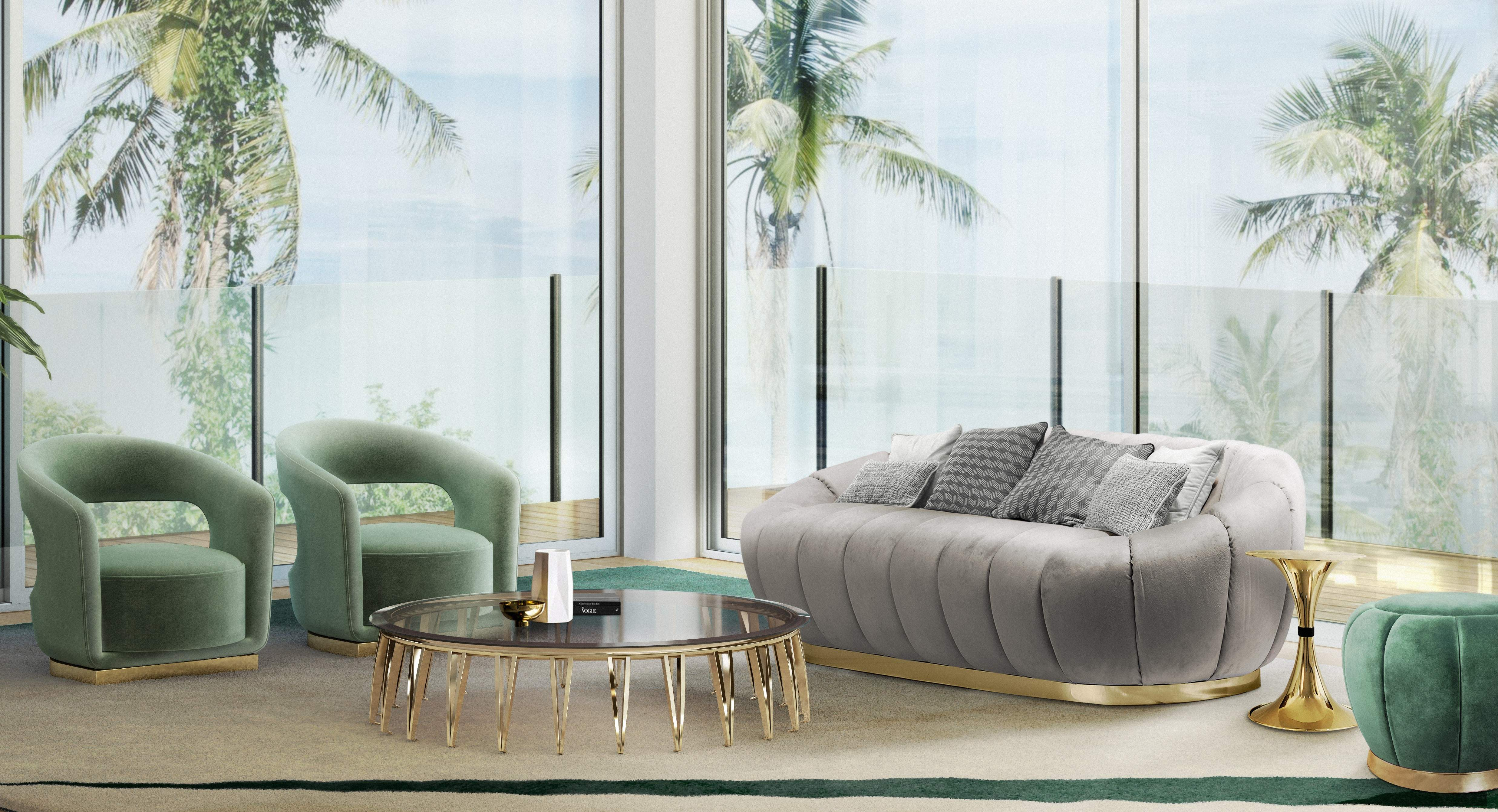 Best 5 Luxury Sofas So You Can Covet