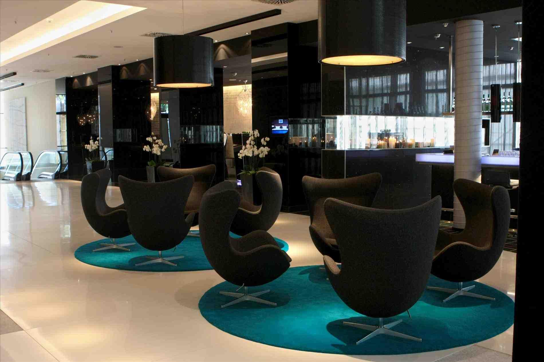 . Outstanding lighting modern ideas to decor Hotel Lobby