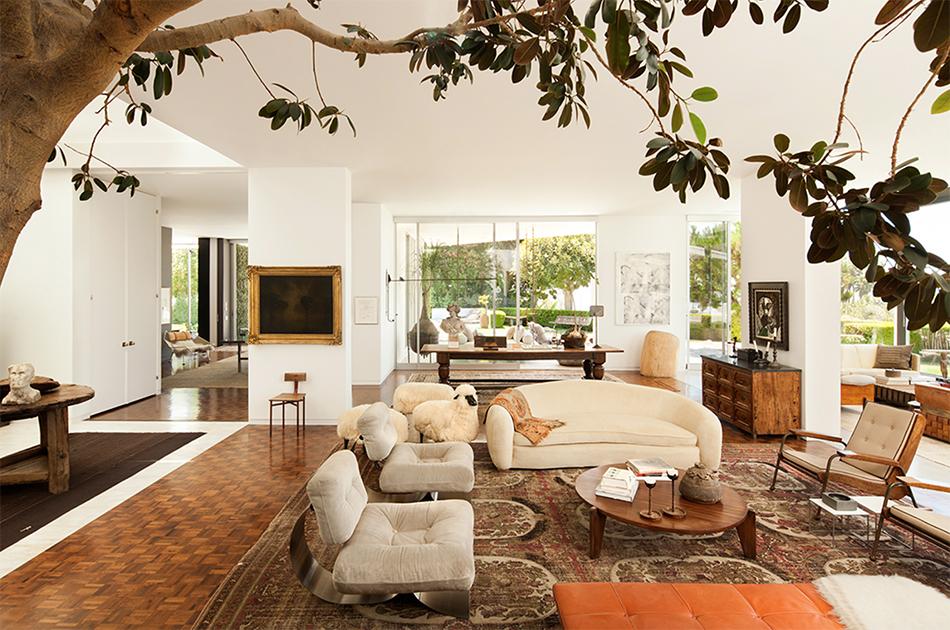 Ellen DeGeneres's Los Angeles Dream Villaget to know clements design