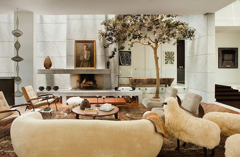 Ellen DeGeneres's Los Angeles Dream Villa