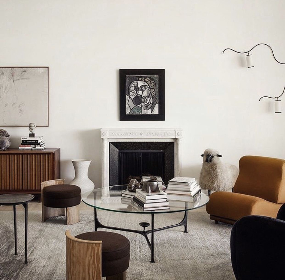 get to know clements design living room