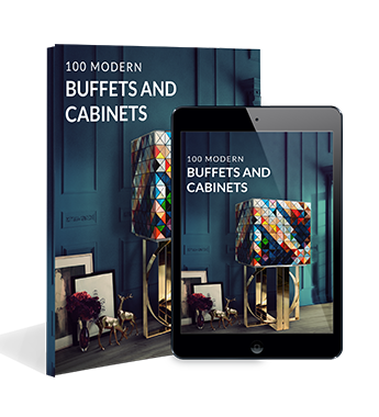 100 Modern Buffets and Cabinets