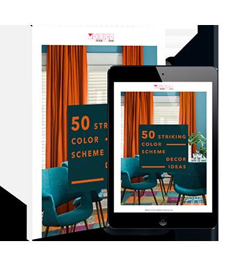 50 Striking Color Sheme Ideas