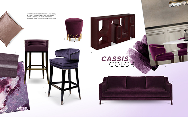 Color Cassis