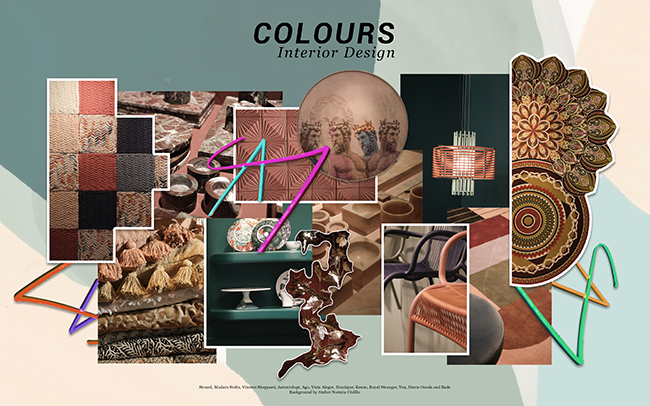 Colours Interior Design