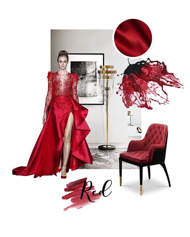 Luxury Red