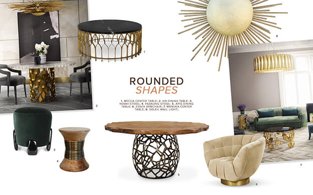 Rounded Shapes